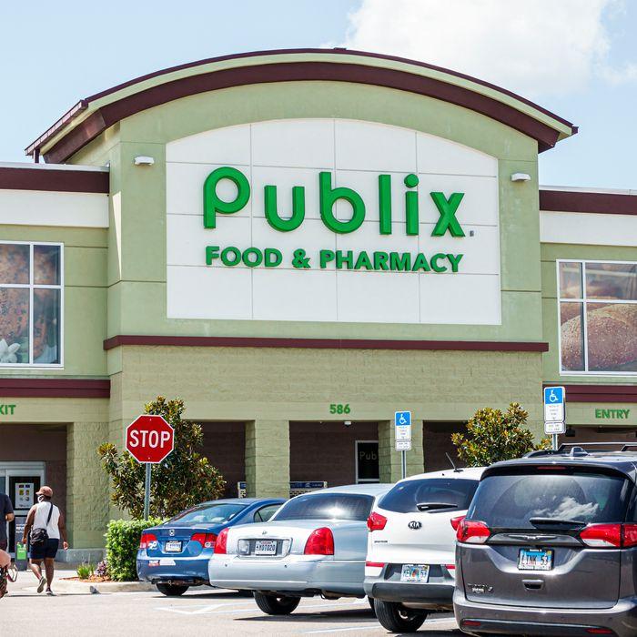 Publix supermarket.