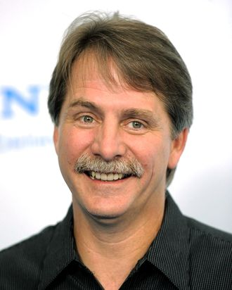 Jeff Foxworthy attends the premiere of