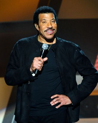 Singer Lionel Richie performs onstage during Lionel Richie and Friends in Concert presented by ACM