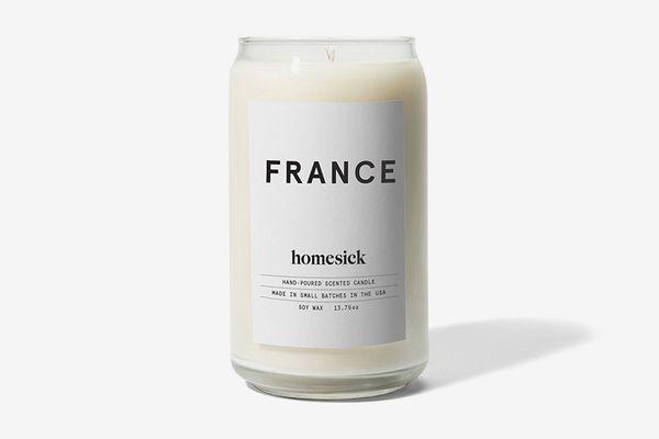 Homesick France Candle