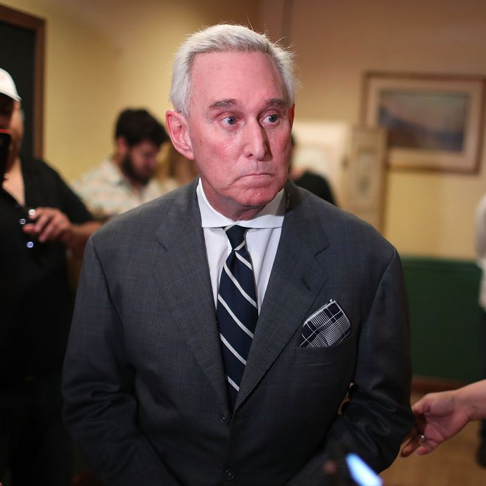 Report: Trump Friend Roger Stone Colluded With Email Hackers
