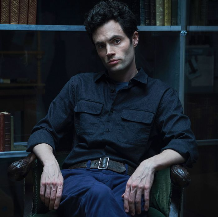 Penn Badgley in 'You.'
