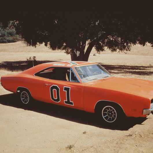 The 'General Lee' From The Dukes of Hazzard