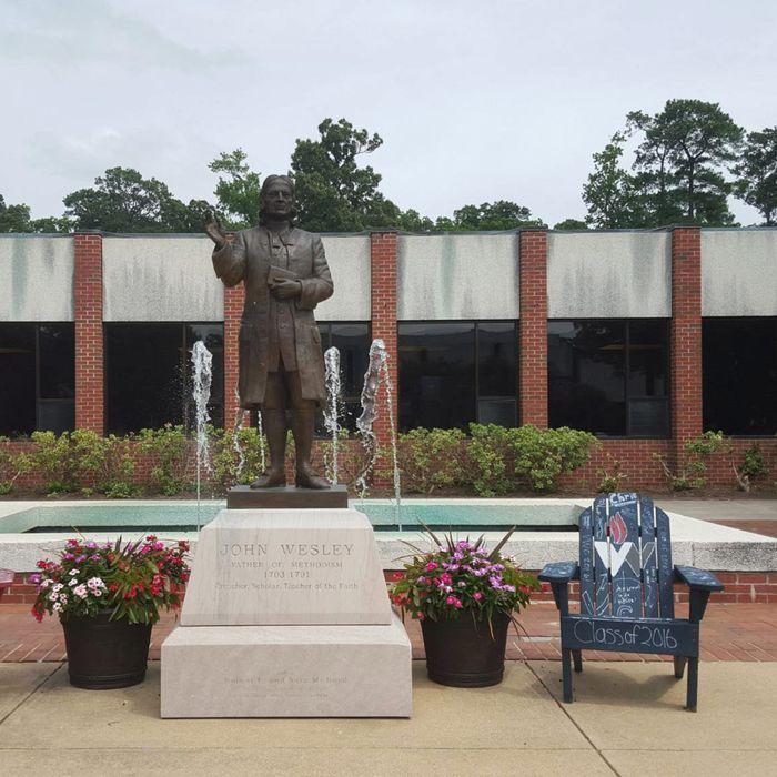 Virginia Wesleyan College.