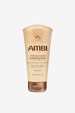 Ambi Skincare Even & Clear Exfoliating Wash