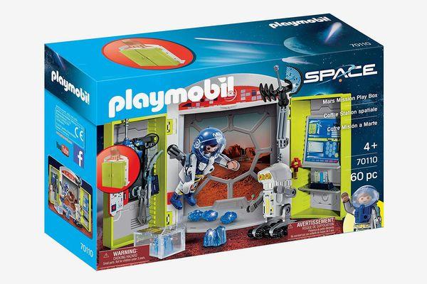 Playmobil Mars Mission Play Box