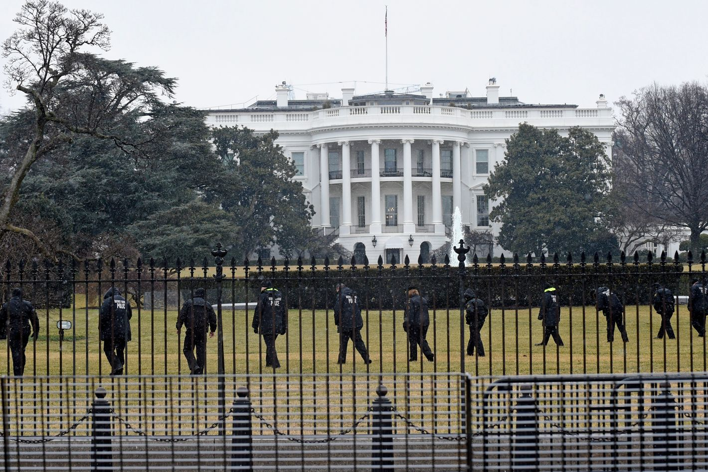 Secret Service Can T Protect White House From Drones