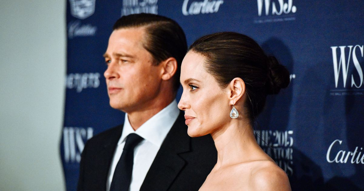 Here Is a Comprehensive Timeline of Brangelina's Relationship