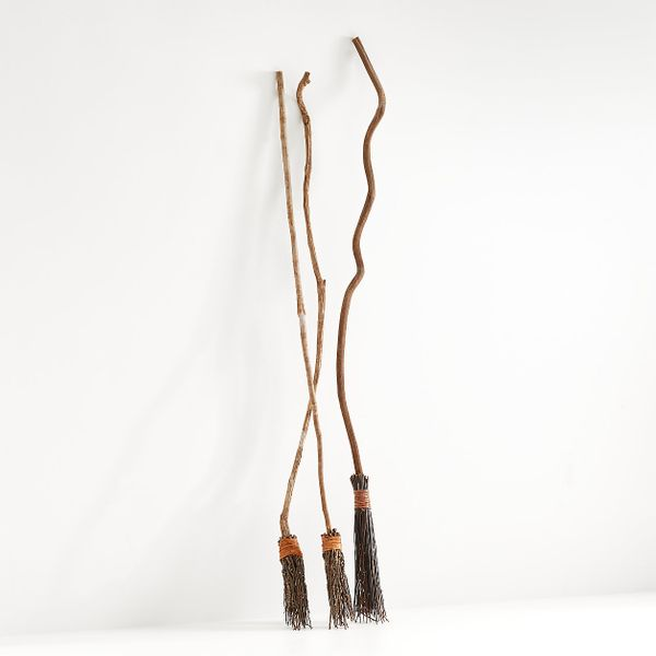 Patch NYC x Crate & Barrel Witches' Brooms, Set of 3