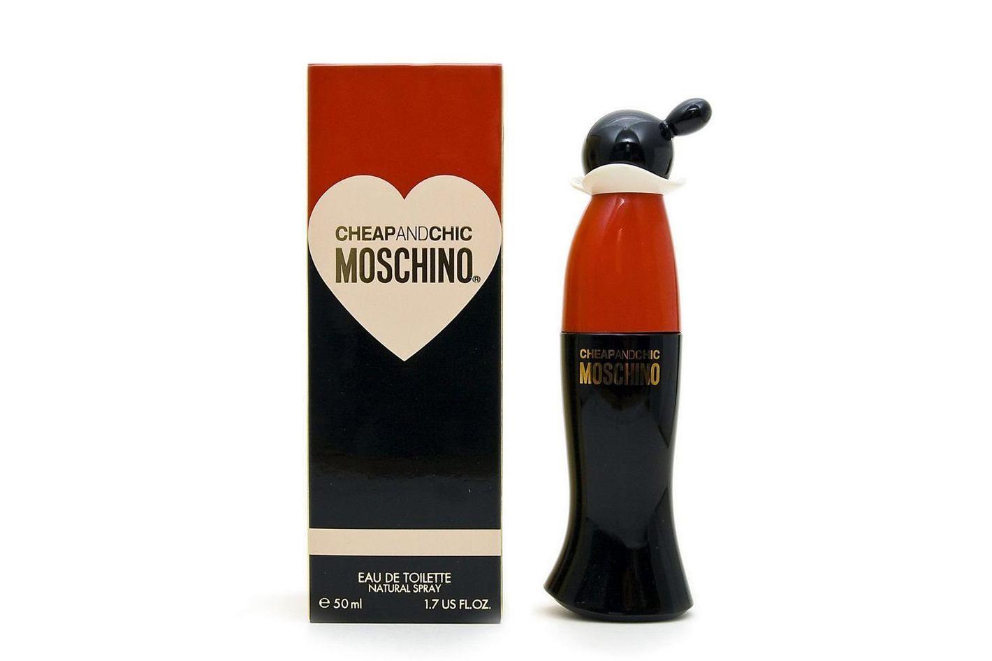 Moschino Chip & Chic Perfume