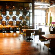 Winemaking in the City: First Look at City Winery, Opening Tonight