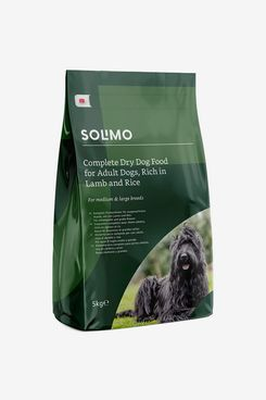 Solimo Dry Dog Food, 2x 5kg