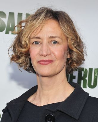 Actress Janet McTeer attends the opening night of
