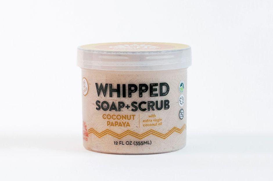Whole Foods Seaweed Soap