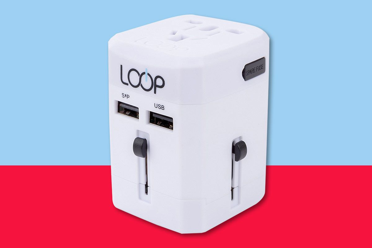 Loop World Travel Adapter