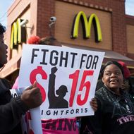 McDonald's Efforts to Wiggle Out of the Government's Wage-Violation Case Are Looking Desperate