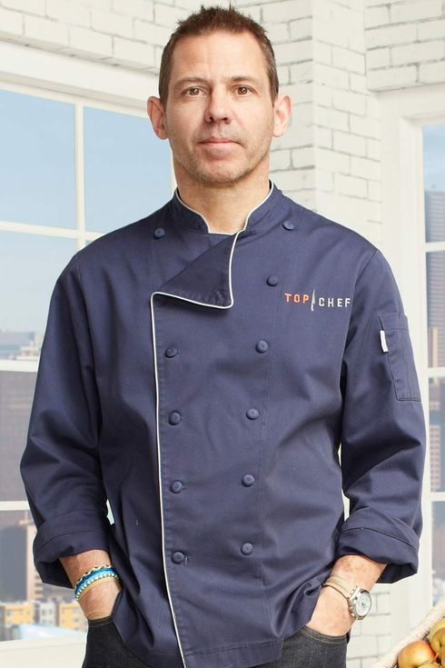 TOP CHEF -- Season 10 -- Pictured: John Tesar -- (Photo by: Matthias Clamer/Bravo/NBCU Photo Bank)