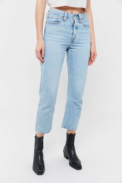 Levi's Wedgie High-Waisted Jean – Montgomery Baked