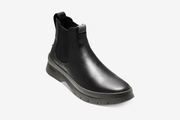 Cole Haan Men's Pinch Utility Waterproof Chelsea Boots