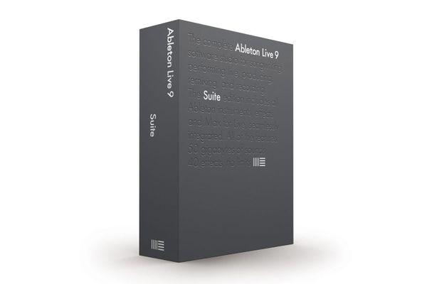 Ableton Live 9-Suite Multi-Track Audio