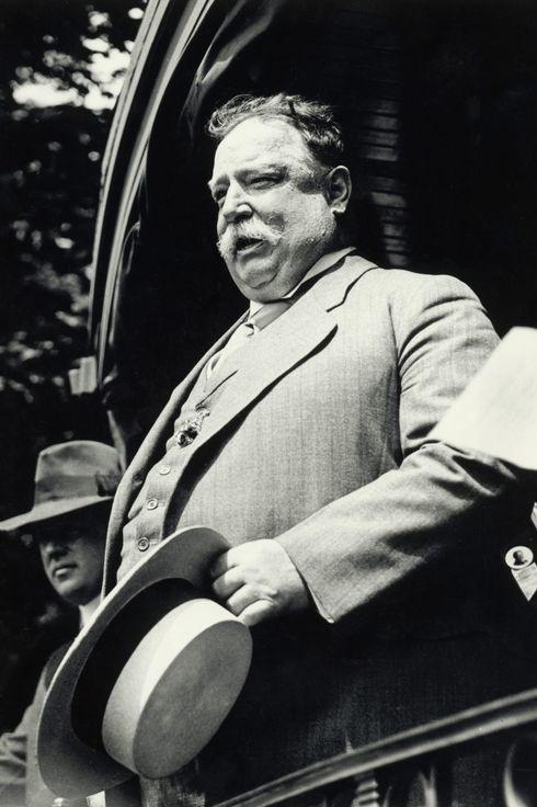 William Taft Weight What Chris Christie Co...