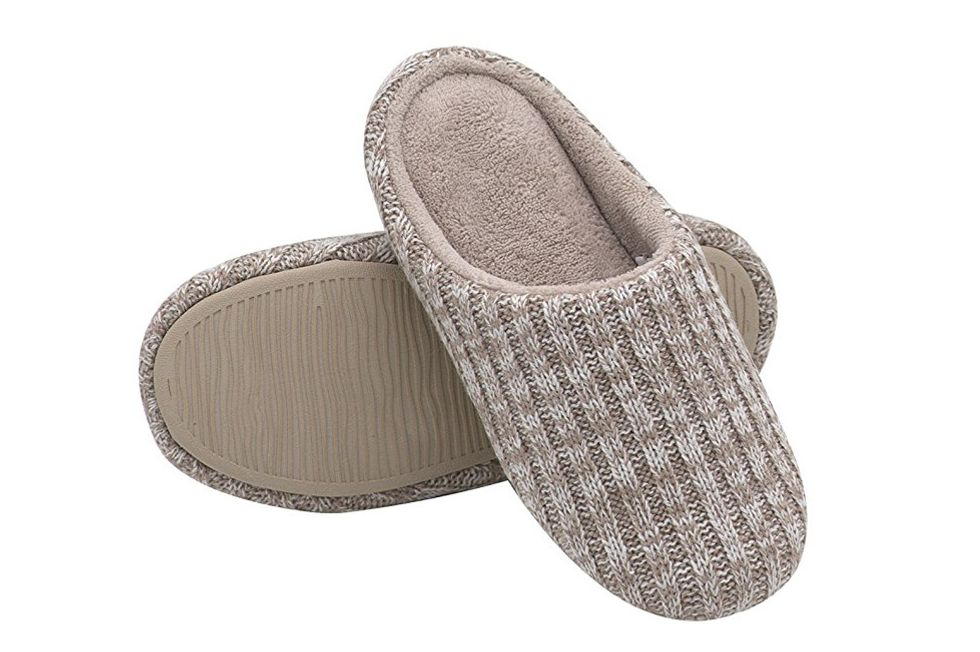 Home Ideas Cashmere Anti-Slip Slippers