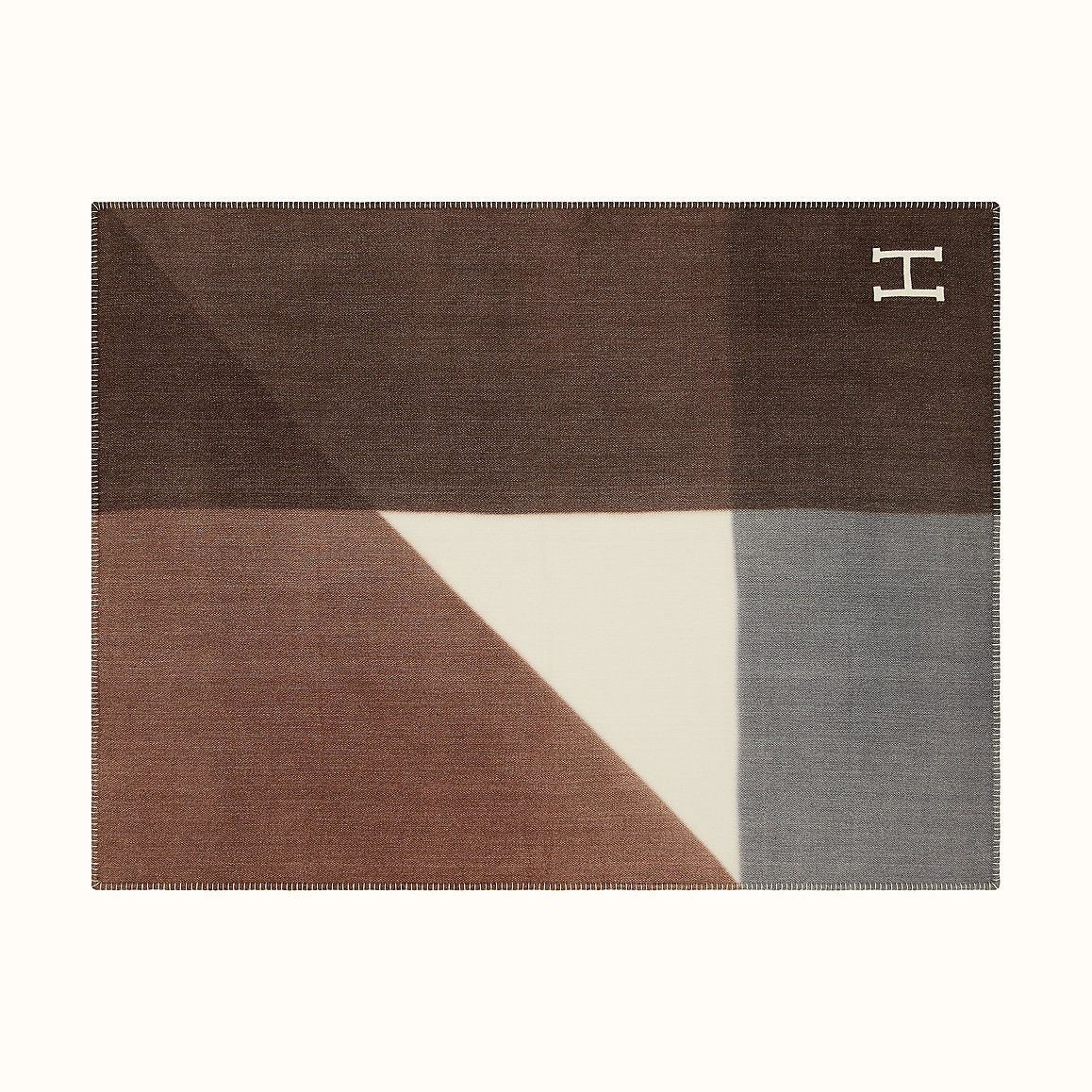 Hermès Avalon Tangram Blanket