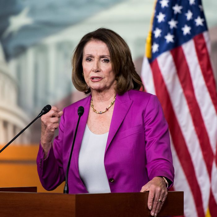 Could Nancy Pelosi Lose Her Le...