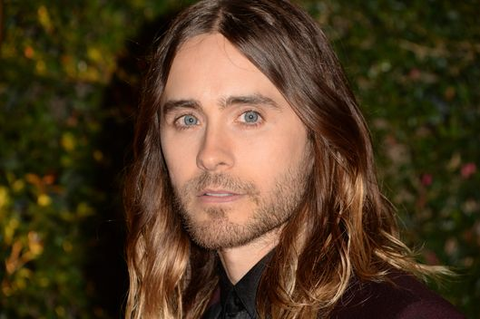 Actor Jared Leto arrives for the 2013 Governors Awards, presented by the American Academy of Motion Picture Arts and Sciences (AMPAS), at the Grand Ballroom of the Hollywood and Highland Center in Hollywood, California, November 16, 2013.