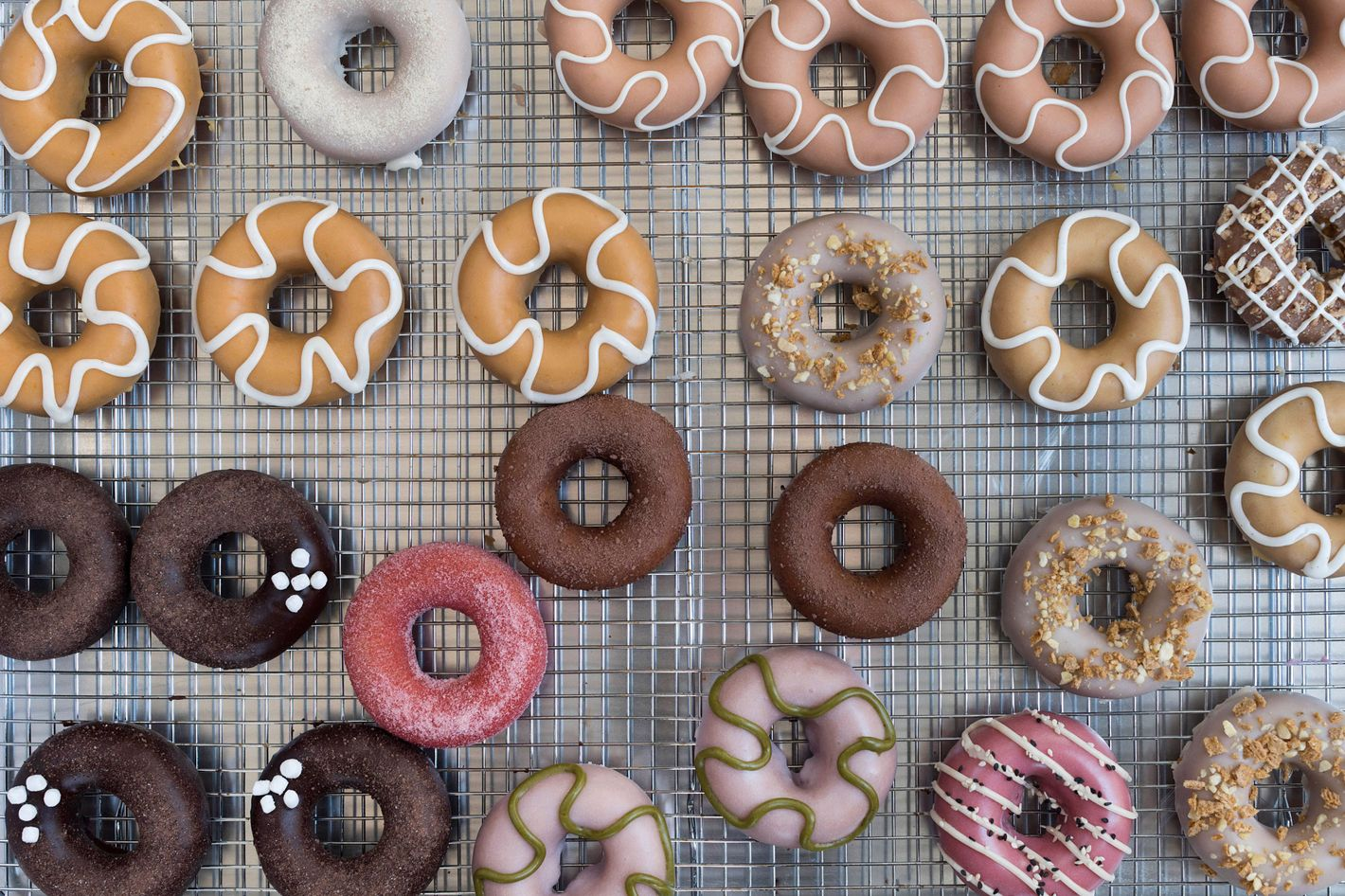 What to Know About Du's Donuts and Coffee in Brooklyn Donuts On Green Golf Cart Html on green shopping cart, used ez go electric cart, green volleyball cart, green go cart, green club cart, green golf karts,