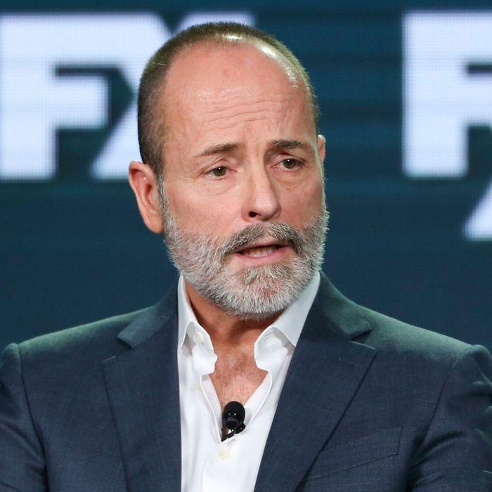 FX Networks boss John Landgraf.