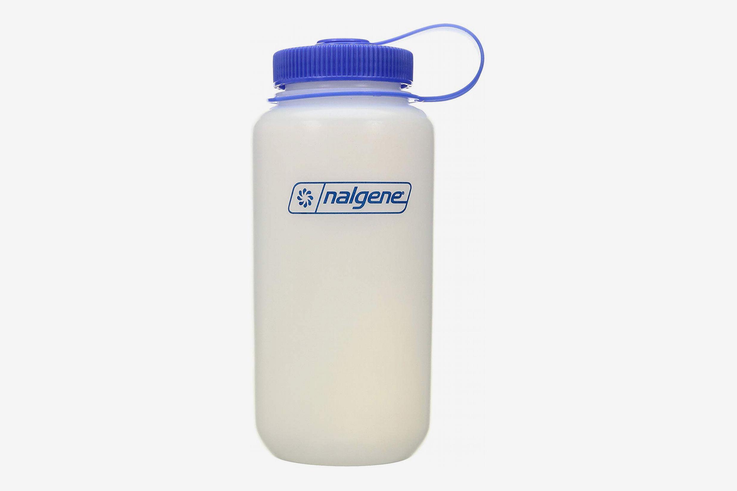Nalgene HDPE 32oz Wide Mouth BPA-Free Water Bottle