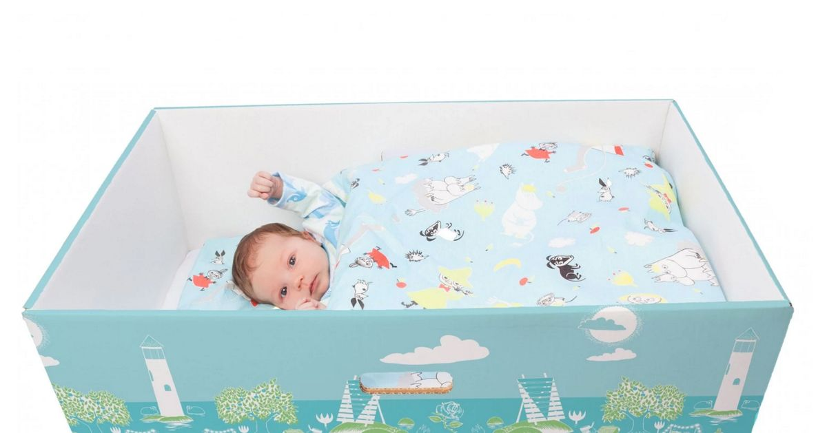 Store Your Baby In A Cardboard Box For Maximum Efficiency