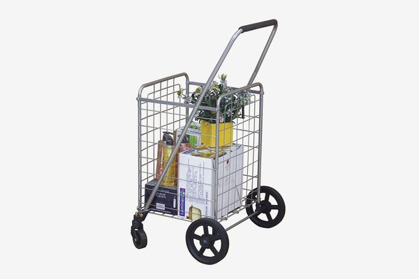 Wellmax Grocery Utility Shopping Cart