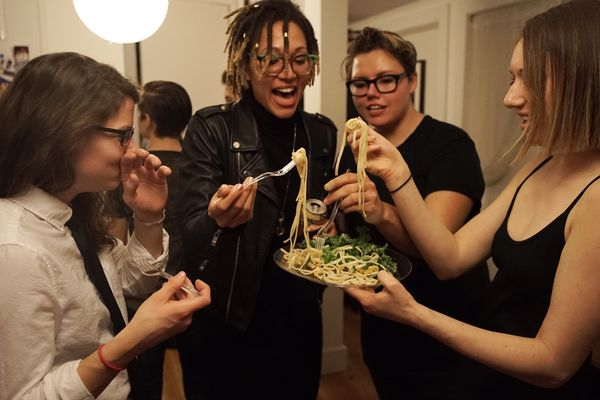 Inside the Queer Pop-up Dinner Party That Sells Out in Hours