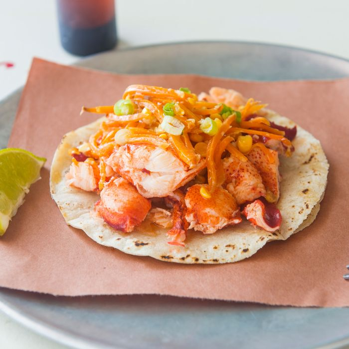 Lobster tacos, anyone?