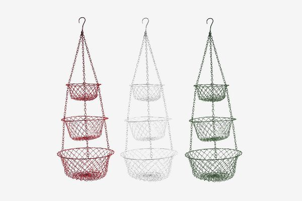 Fox Run 3 Tier Hanging Baskets