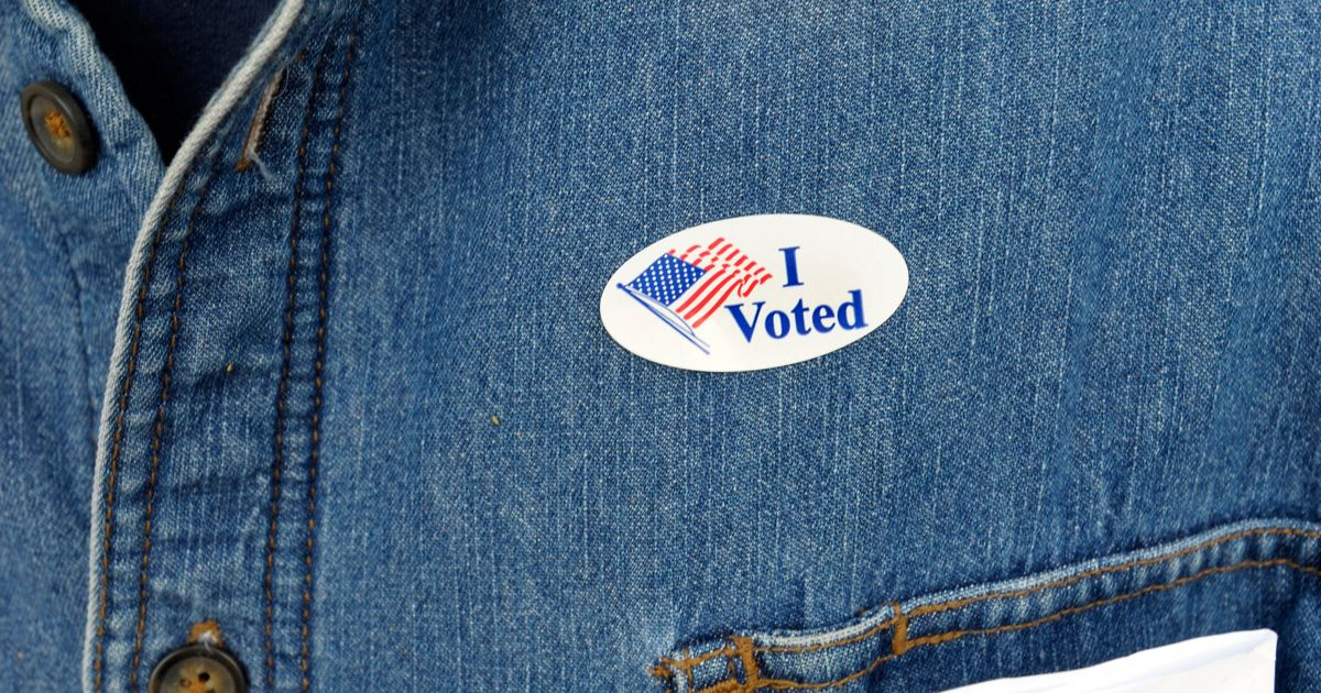The Sneaky, Powerful Psychology Behind the 'I Voted' Sticker