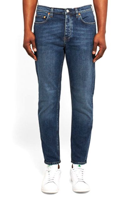 Best thick leg jeans Acne