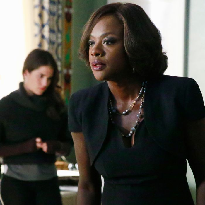 HOW TO GET AWAY WITH MURDER -