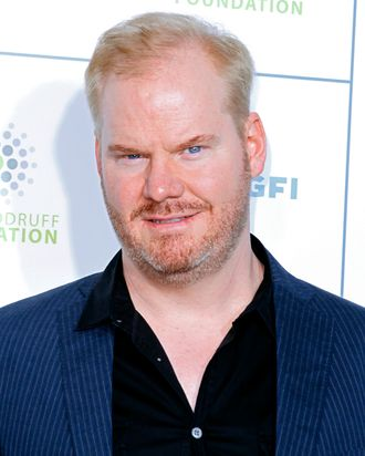 Jim Gaffigan attends 2011 Stand Up for Heroes at the Beacon Theatre on November 9, 2011 in New York City.