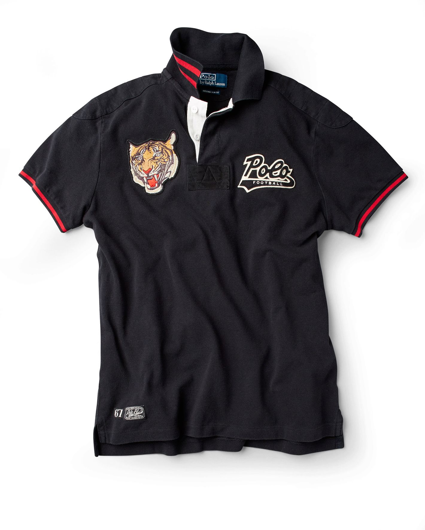 Ralph lauren releases fourth limited edition polo shirt for The tour jacket polo shirt