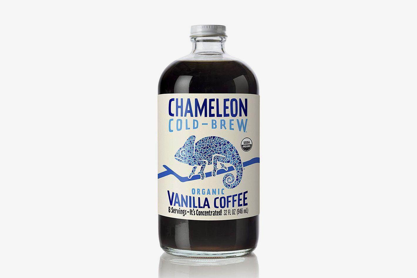 Chameleon Cold-Brew Vanilla Coffee Concentrate