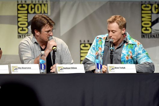 "Comic-Con International 2015 - ""Con Man"" The Fan Revolt 13 Years In The Making Panel"