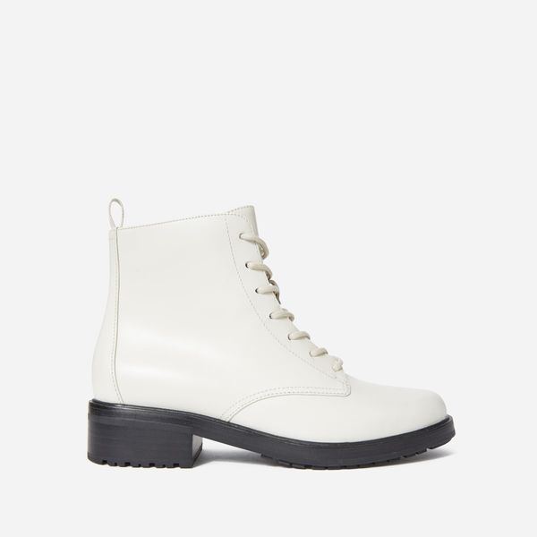 Everlane Modern Utility Lace-Up Boot