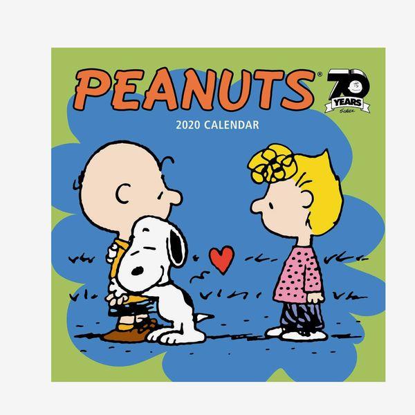 Peanuts 2020 Wall Calendar