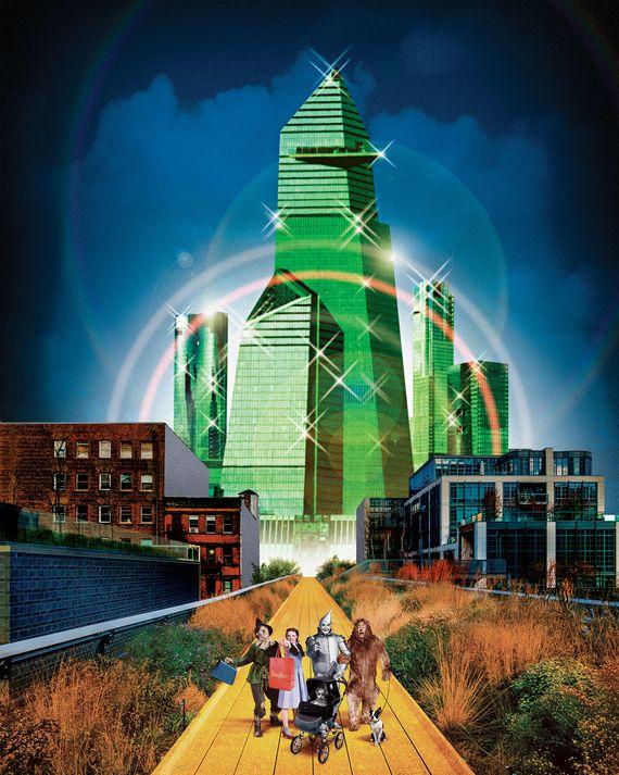 Hudson Yards Is A Billionaire S Fantasy City