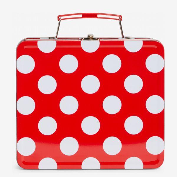 Comme Des Garçons Girl Polka Dot Top Handle Bag