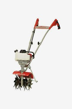 Schiller Grounds Care Mantis 4-Cycle Tiller Cultivator