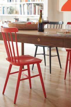 Design Within Reach Salt Chair (Coral Orange)
